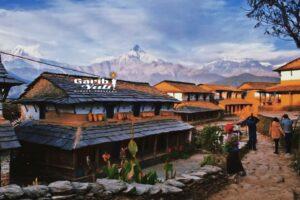most beautiful village of nepal