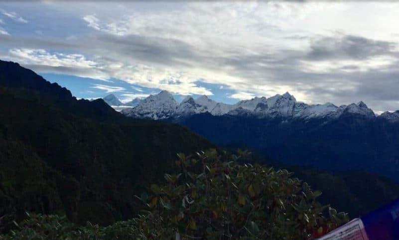 dudhkunda lake trek altitude, district