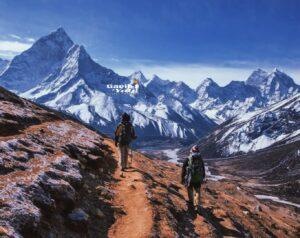 everest new height, everest trek