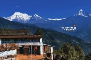 dhampus, best place of nepal to travel , village of nepal,