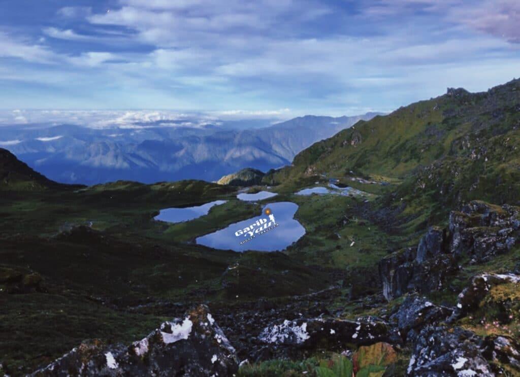 gosain kunda lake , bhairab pokhari , kunda nepal